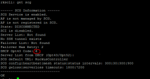 Ruckus Wireless Option 43 Using Mikrotic DHCP Server – Just
